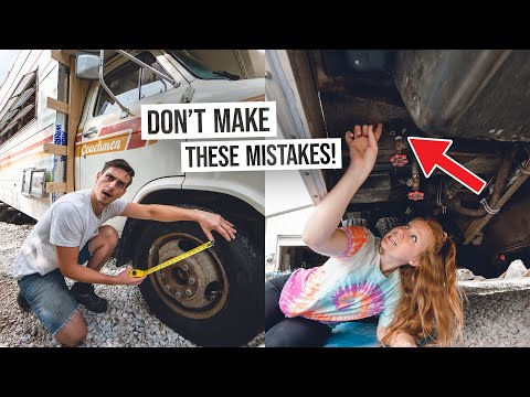 Vintage RV Buying Guide - TOP 12 Things to Look for Before Purchasing an Old RV!