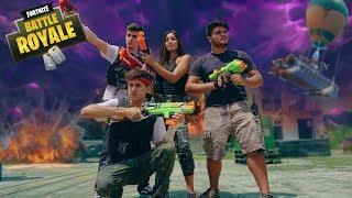 Download Nerf Fortnite Video