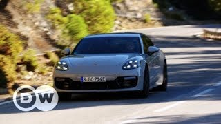 Download Hybrid: Panamera Turbo S e-Hybrid Sports Turismo | DW English Video
