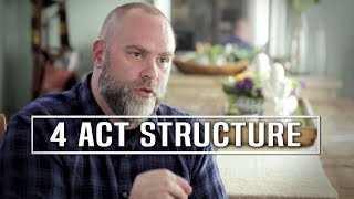 Download An Overview Of 4 Act Story Structure by Adam Skelter Video