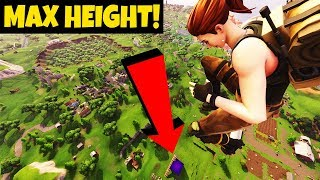 Download *CUBE KILL* AT MAX HEIGHT IN FORTNITE BATTLE ROYALE!!! Video