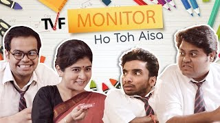 Download TVF's Monitor Ho Toh Aisa | Classroom Qtiyapa Video