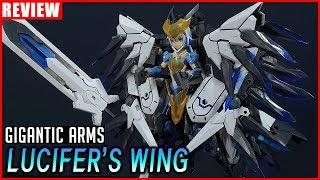 Download [REVIEW] 코토부키야 M.S.G 기간틱 암즈 07 루시퍼즈 윙 / GIGANTIC ARMS 07 LUCIFER'S WING Video