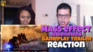 Download MASS EFFECT: ANDROMEDA – Official Gameplay Trailer - Reaction Video