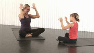 Download YogaToday for Kids! Video