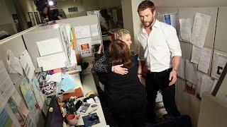 Download Ellen and Chris Hemsworth's Office Surprise Video
