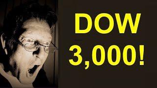 Download DOW 3,000 - 90% CRASH Ahead | Steve St. Angelo Video