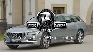 Download Volvo V90 D5 AWD Inscription Test 2016 Video