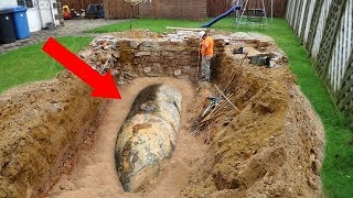 Download Most BIZARRE Backyard Discoveries People Made! Video