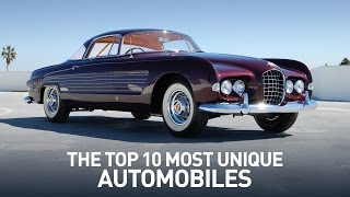 Download Top 10 Most Unique Cars and Automobiles Ever Video
