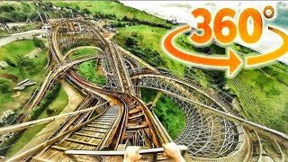 Download 360° Roller Coaster VR 360 VIDEO 4K Virtual Reality VIDEO 360 GoPro Fusion 360 Video