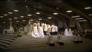 Download Messe du Christ Roi en la Basilique Saint Pie X LOURDES Video