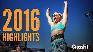 Download The CrossFit Games: 2016 Highlights Video