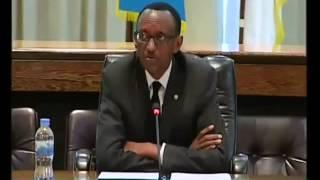 Download Kagame yemeje ko u Rwanda rwiteguye guhangana n'uwo ariwe wese waruvogera Video