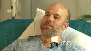 Download Good Samaritan attacked after helping homeless man Video