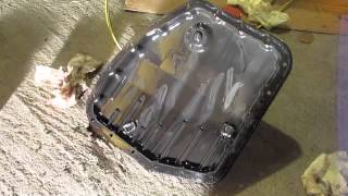 Download Pontiac Vibe and Toyota Matrix Transmission Filter and Fluid Change Video