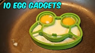 Download 10 Egg Gadgets put to the Test Video