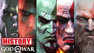 Download History - Evolution Of God Of War 2005-2018 [1080P HD 60FPS PS3, PS4] Video