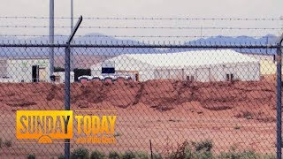 Download Texas Builds Tent City To House Children Amid Outrage Over Immigration Policy | Sunday TODAY Video