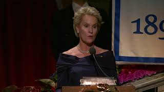 Download ″I propose a toast to evolution – may we use it well!″ Frances H. Arnold, Nobel Prize in Chemistry Video