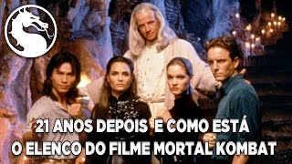 Download Como está o elenco do filme do Mortal Kombat 21 anos depois? Video