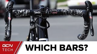 Download What Handlebars Do Pro Cyclists Use? | Abu Dhabi Tour 2018 Video