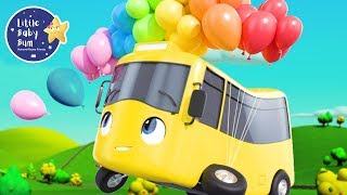 Download LIFT OFF Busters Balloons | Go Buster | +More Nursery Rhymes and Baby Songs | Little Baby Bum Video
