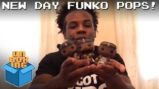 Download Digging into THE NEW DAY FUNKO POPS! — UpUpDownDown Unboxing Video