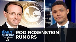 Download Rod Rosenstein Rumors, Selfie-Related Injuries & A Very Reckless Bus Driver   The Daily Show Video