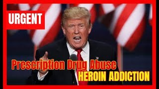 Download BREAKING 🔴 President Trump URGENT Speech at the RX Prescription Abuse and Overdose Summit Video