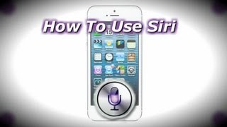 Download How To Use Siri - Things You Might Not Know - iPhone 4s, 5, 5s and 5c Video
