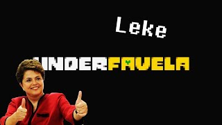 Download UNDERFAVELA - Um Leke no Undertale Video