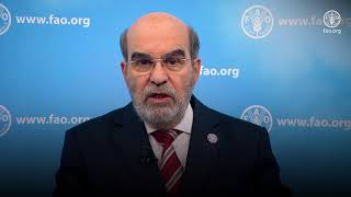 Download FAO Director-General video message for the World Day Against Child Labour Video