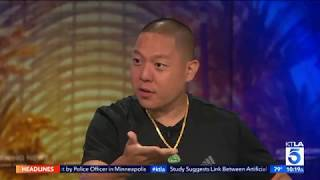 Download Eddie Huang Explores the World for Viceland's ″Huang's World″ Video