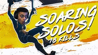 Download 18 KILL SOARING SOLOS! CLEAN GRAPPLER PLAYS (Fortnite BR Full Match) Video