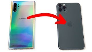 Download Why I'm Switching From Note 10 Plus to iPhone 11 Pro Max Video