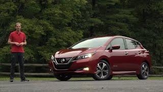 Download 2018 Nissan LEAF | More Range, Lower Price | TestDriveNow Video