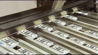 Download 1 Hour Produces 2M dollar - Amazing Money Print Technology - 100 Dollar Note Print Process Video