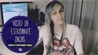 Download VISTO DE ESTUDANTE DICAS   Diário de intercâmbio França Video