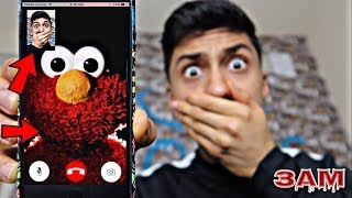 Download DO NOT FACETIME ELMO AT 3AM!! *OMG HE CAME TO MY HOUSE* Video