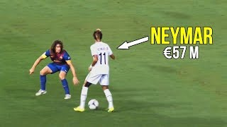 Download The match that made Barcelona buy Neymar Jr because of his crazy skills | €57 million Video
