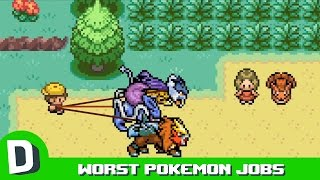 Download The Worst Real Life Jobs To Have in the Pokemon Universe Video