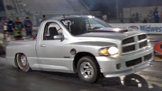 Download WORLD RECORD - 7 Second SRT-10 Truck! Video