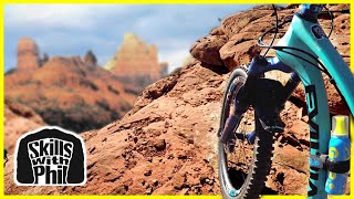 Download Is Hiline the best mountain bike trail in Arizona? | Mountain biking In Sedona Video