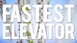 Download What is the Fastest Elevator in Minecraft? Video