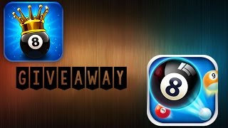 Download 8 Ball Pool Stream LIVE coins GIVEAWAY #1 Discussion about next GIVEAWAY Video