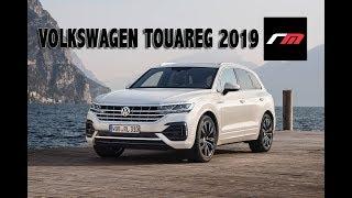 Download Volkswagen Touareg 2019 - Contacto - revistadelmotor.es Video