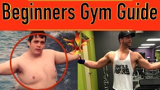 Download COMPLETE BEGINNERS GYM GUIDE ✓ (Weight Loss Focused) Video