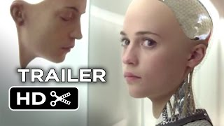 Download Ex Machina Official Teaser Trailer #1 (2015) - Oscar Isaac, Domhnall Gleeson Movie HD Video