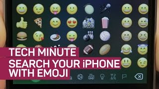 Download Search your iPhone with emoji (Tech Minute) Video